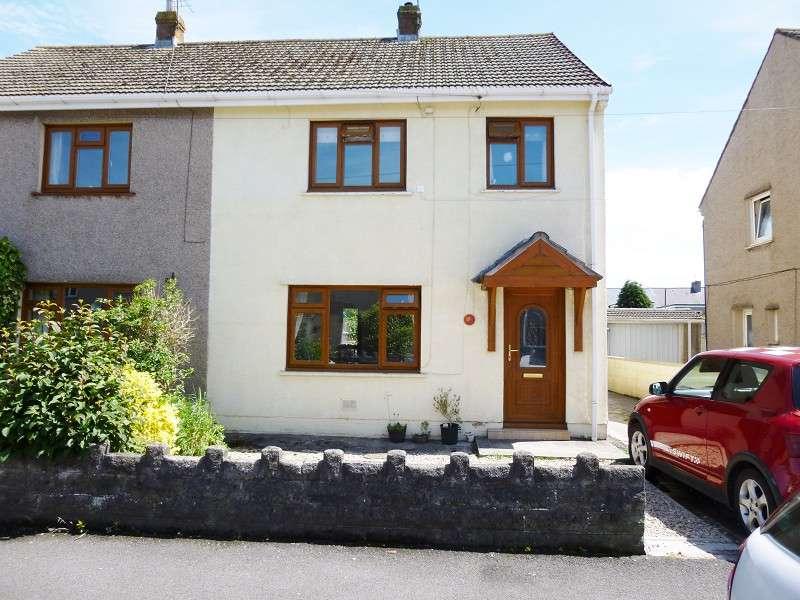 3 Bedrooms Semi Detached House for sale in Woodland Avenue, Pencoed, Bridgend, Mid. Glamorgan. CF35 6UW