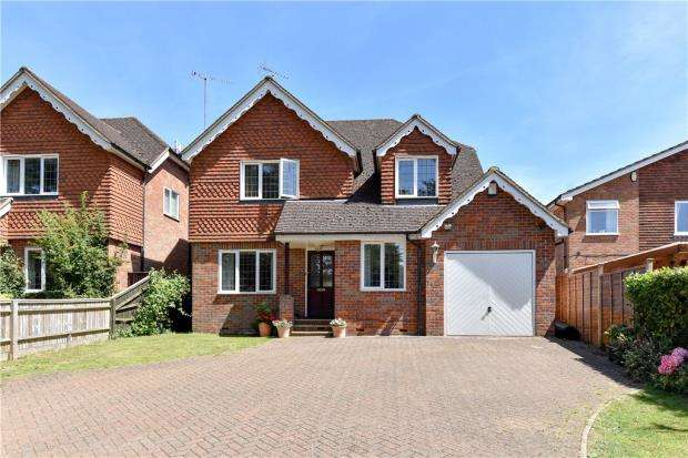 4 Bedrooms Detached House for sale in Amersham Road, Chalfont St. Peter, Gerrards Cross