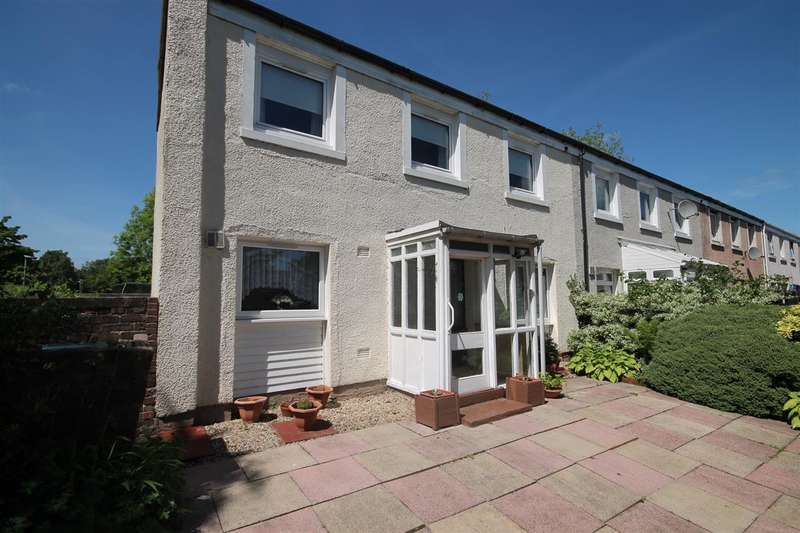 3 Bedrooms Terraced House for sale in Torbrex Road, North Carbrain, Cumbernauld