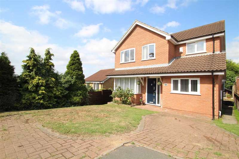 4 Bedrooms Detached House for sale in Lavenham Road, Ipswich