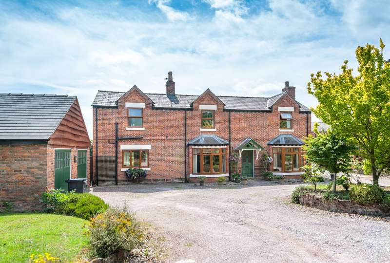 4 Bedrooms House for sale in 4 bedroom House Link Detached in Tarporley