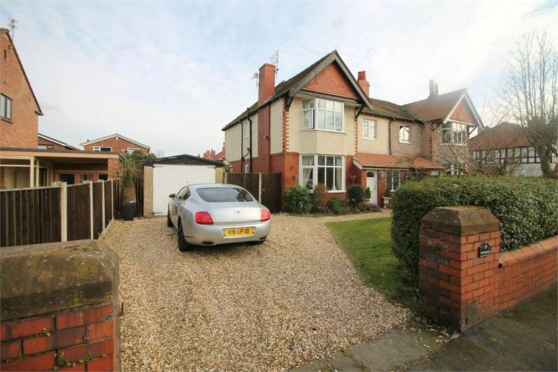 5 Bedrooms Semi Detached House for sale in Blundell Road, Hightown, LIVERPOOL, Merseyside