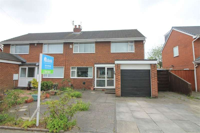 4 Bedrooms Semi Detached House for sale in Ascot Park, Crosby, Merseyside