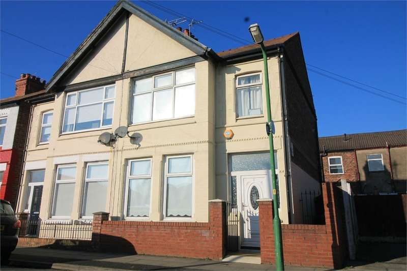 3 Bedrooms Semi Detached House for sale in Sunnyside Road, Crosby, LIVERPOOL, Merseyside