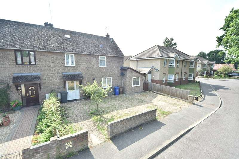 3 Bedrooms Semi Detached House for sale in Heath Road, Mildenhall, BURY ST EDMUNDS