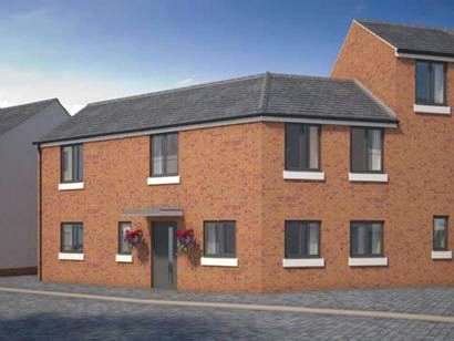 3 Bedrooms Semi Detached House for sale in Meldon Fields, Okehampton, Devon