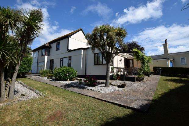 4 Bedrooms Semi Detached House for sale in Oyster Bend, Paignton, Devon