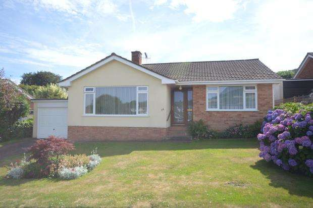 3 Bedrooms Detached Bungalow for sale in Higher Woolbrook Park, Sidmouth, Devon