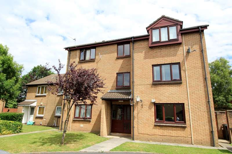 1 Bedroom Ground Flat for sale in Collingwood Avenue, Newport, NP19