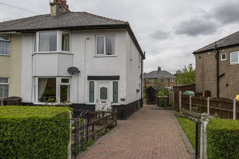 3 Bedrooms Semi Detached House for sale in malvern ave, preston, Lancashire, PR1