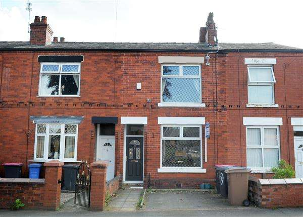 2 Bedrooms Terraced House for sale in 65 Fir Street, Cadishead M44 5AR
