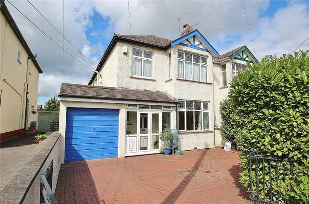 4 Bedrooms Semi Detached House for rent in Ham Green, Pill, Bristol