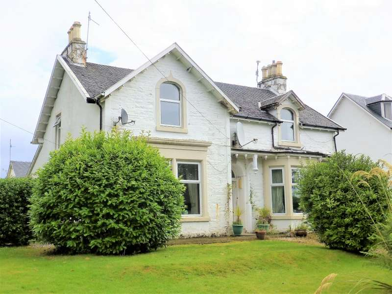 6 Bedrooms Detached House for sale in 47 Edward Street, Dunoon, PA23 7JN
