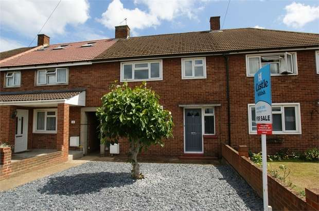 3 Bedrooms Terraced House for sale in Mole Road, Hersham, WALTON-ON-THAMES, Surrey