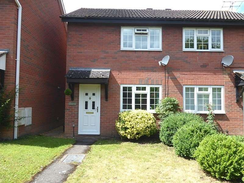2 Bedrooms Semi Detached House for sale in Harbourne Gardens, West End, Southampton, SO18