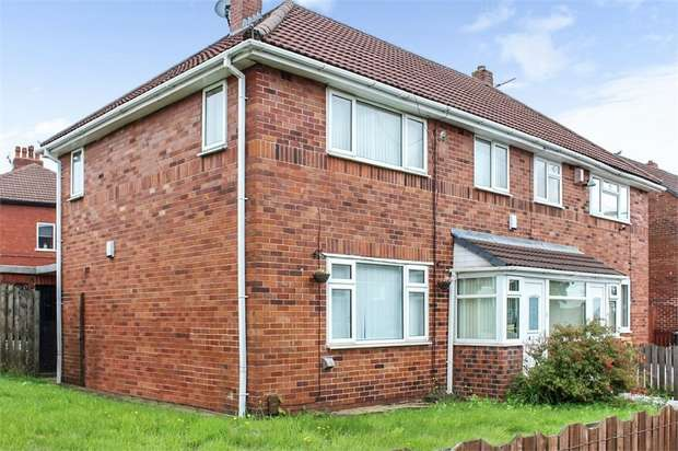 3 Bedrooms Semi Detached House for sale in Rochester Avenue, Bolton, Lancashire