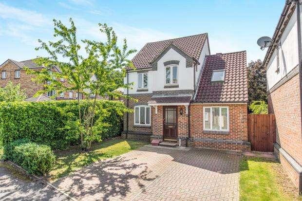 4 Bedrooms Detached House for sale in Weybridge, Surrey, United Kingdom