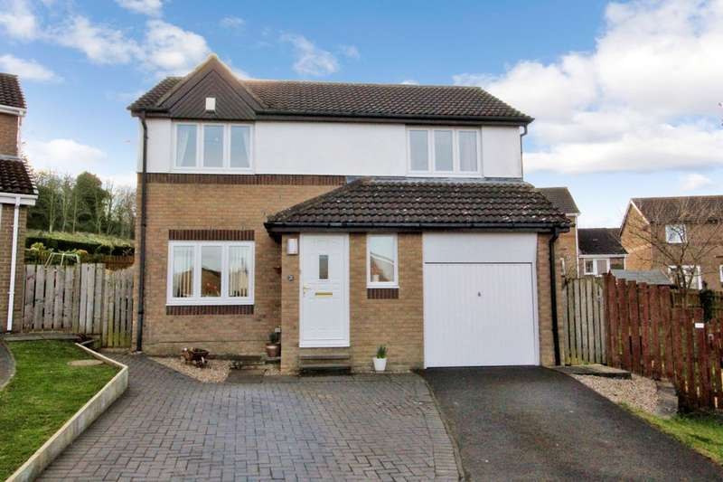 3 Bedrooms Detached House for sale in Oak Close, Hexham