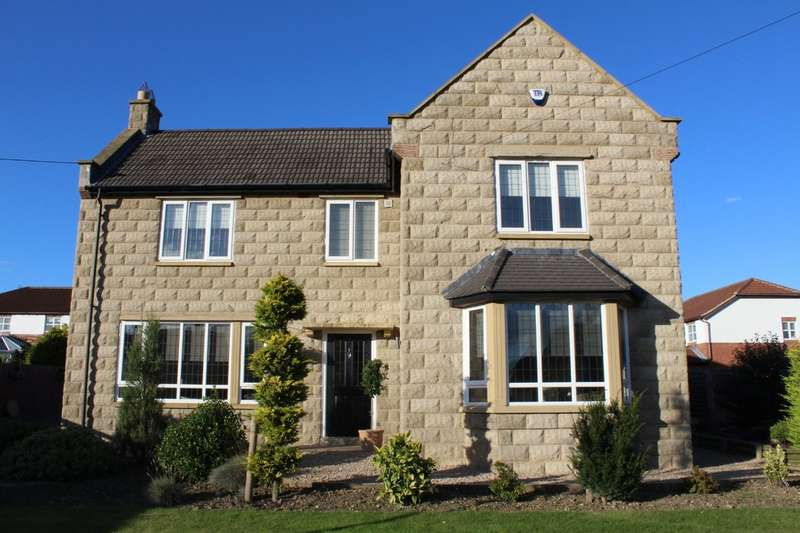 4 Bedrooms Detached House for sale in Butterwick Road, Fishburn