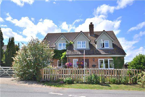 4 Bedrooms Detached House for sale in Willowbank Hillend, Twyning, TEWKESBURY, Gloucestershire, GL20 6DW