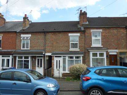 2 Bedrooms Terraced House for sale in Lower Outwoods Road, Burton-on-Trent, Staffordshire