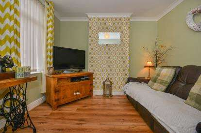 2 Bedrooms Terraced House for sale in Littleworth, Mansfield, Nottingham, Nottinghamshire