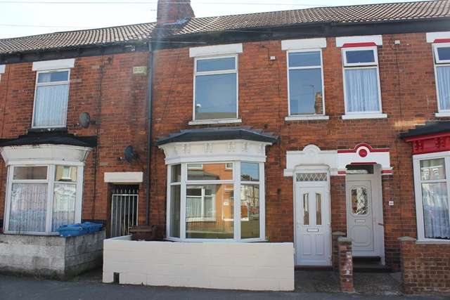3 Bedrooms Terraced House for sale in 42 Kings Bench Street, Hull HU3 2TX. Newly renovated 3 bed mid terrace property.