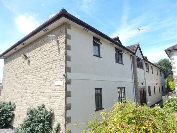 2 Bedrooms Flat for sale in Montague Gardens, Castle Cary