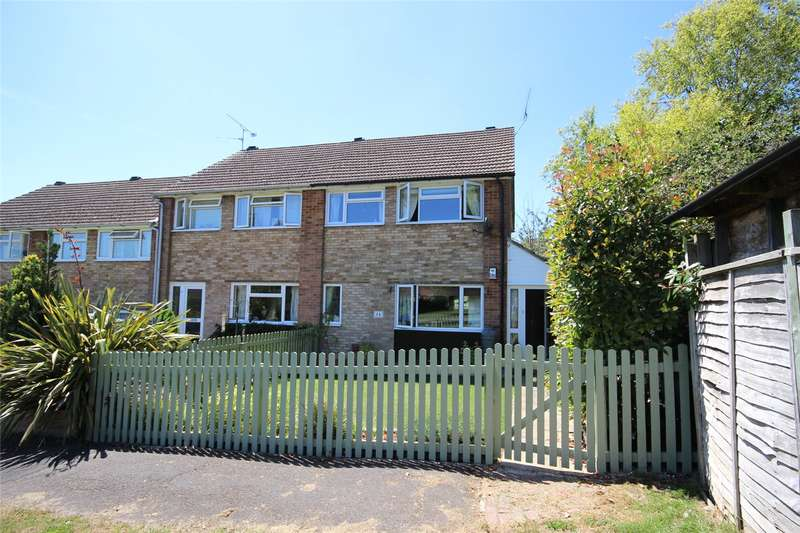 3 Bedrooms Terraced House for sale in Alder Close, Alton, Hampshire, GU34