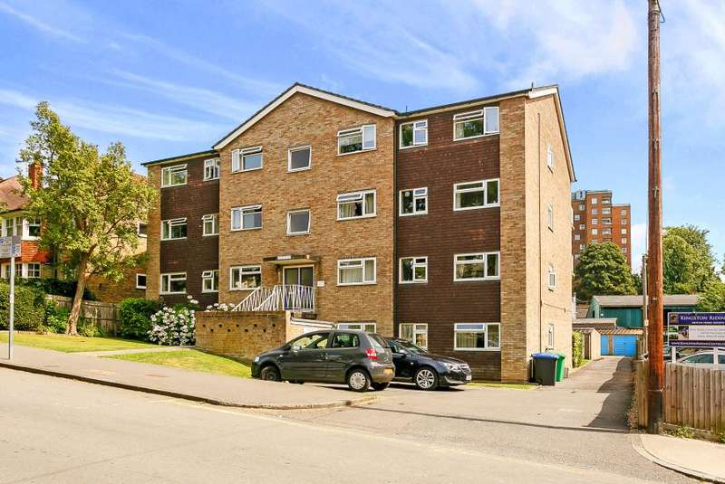 2 Bedrooms Flat for sale in Mount Court, Crescent Road, Kingston upon Thames, KT2