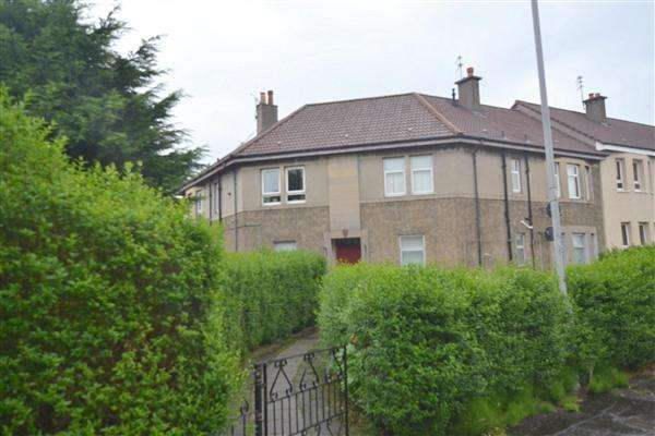 2 Bedrooms Flat for sale in Baron Road, Paisley, Glasgow
