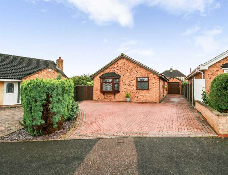 3 Bedrooms Detached House for sale in Price Way, Thurmaston, Leicester