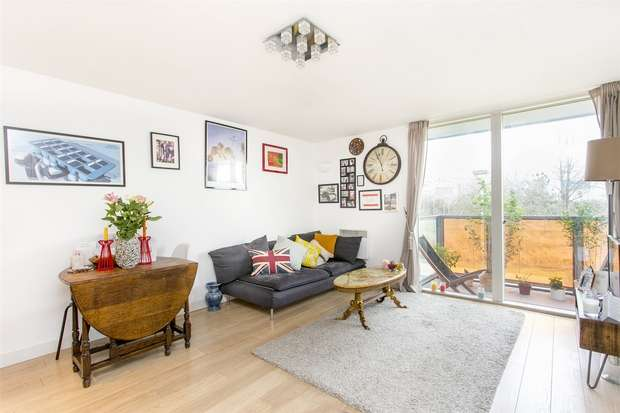 2 Bedrooms Flat for sale in Fyfe House, New River Village, Hornsey, N8