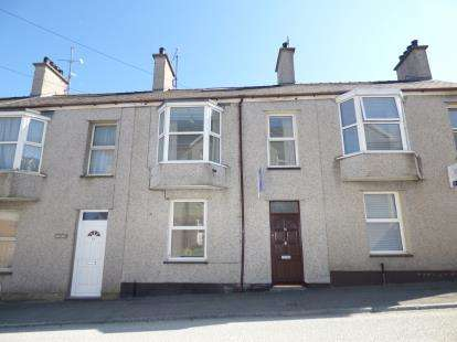 2 Bedrooms Terraced House for sale in Holborn Road, Holyhead, Anglesey, LL65