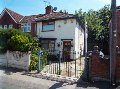3 Bedrooms End Of Terrace House for sale in Acanthus Road, Stoneycroft, Liverpool, Merseyside, L13