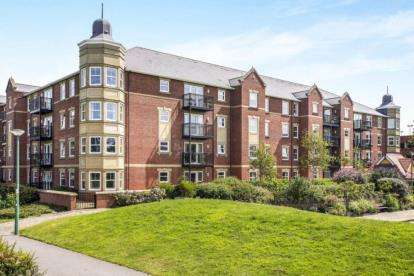 2 Bedrooms Flat for sale in Ashton View, Lytham St Annes, Lancashire, FY8