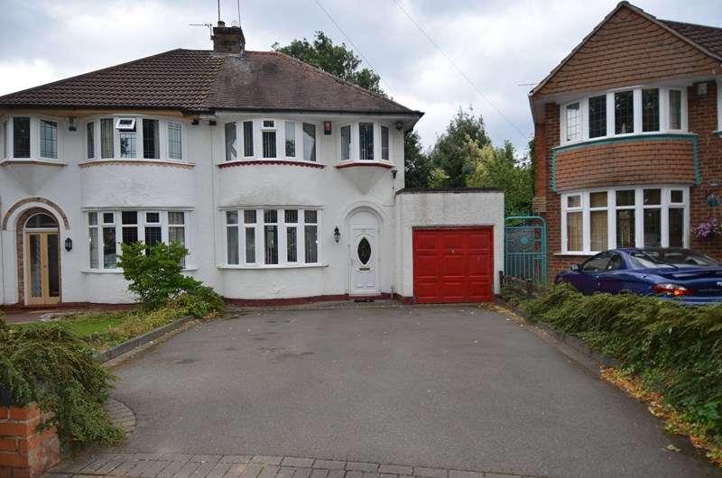 3 Bedrooms Semi Detached House for sale in Glen Rise, Kings Heath, Birmingham