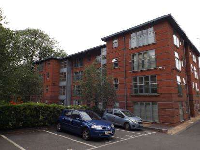 1 Bedroom Flat for sale in Queens Hall, 10 St. James's Road, Dudley, West Midlands