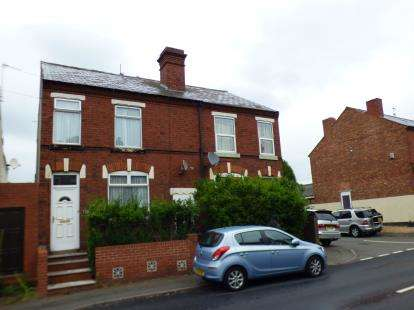 3 Bedrooms Terraced House for sale in Bentley Lane, Walsall, West Midlands