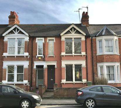 3 Bedrooms Terraced House for sale in Stratford Road, Wolverton, Milton Keynes, Buckinghamshire