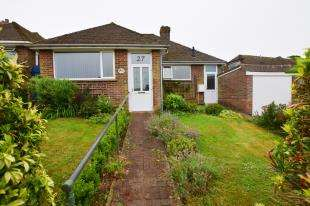 2 Bedrooms Bungalow for sale in Downsview, Heathfield, East Sussex