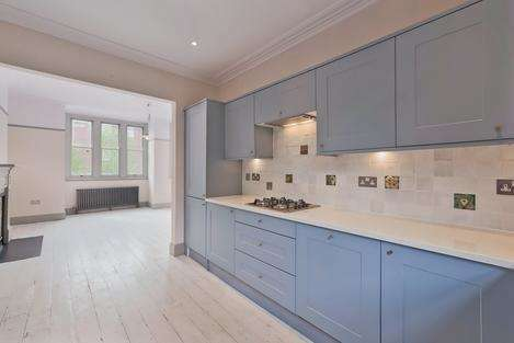 2 Bedrooms Flat for sale in Moray Road, Finsbury Park N4