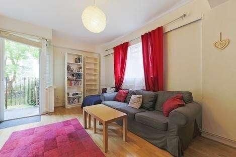 1 Bedroom Flat for sale in Dalmeny Avenue, London N7