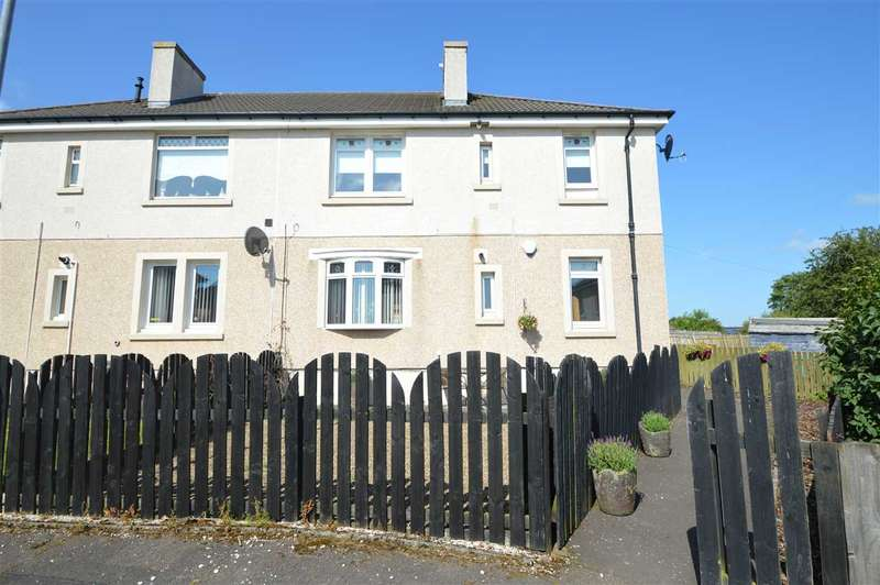 2 Bedrooms Apartment Flat for sale in Thorndene Avenue, Motherwell