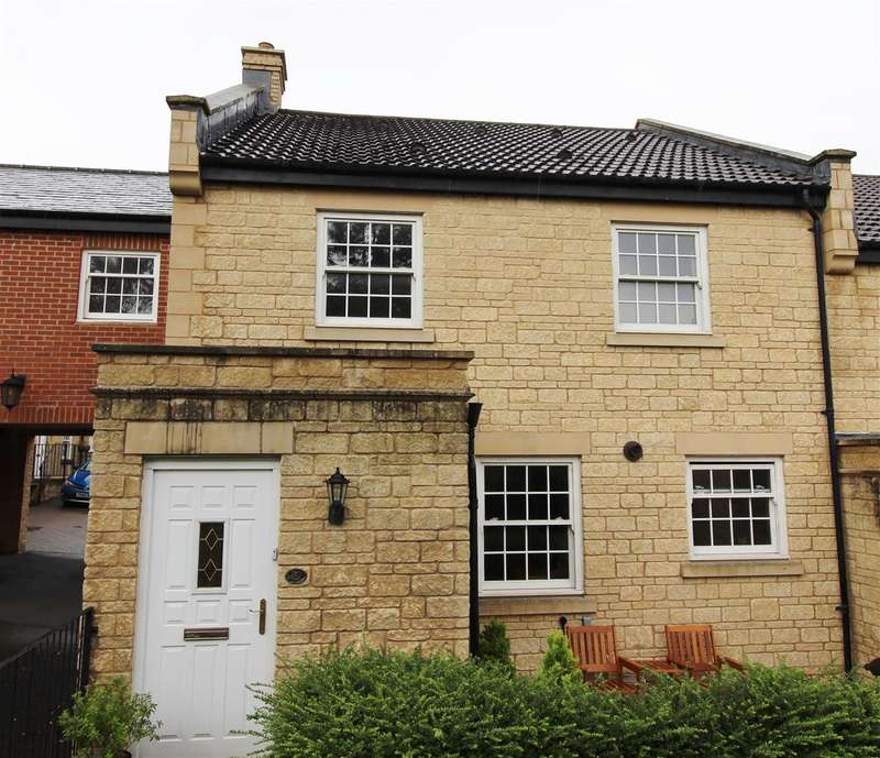 2 Bedrooms End Of Terrace House for sale in Flowers Yard, Chippenham