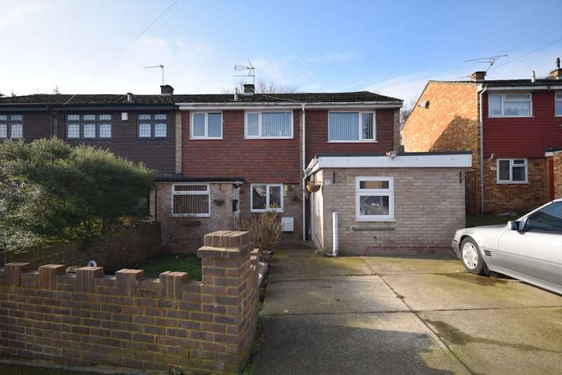 4 Bedrooms Semi Detached House for sale in The Spires, Strood, Kent, ME2