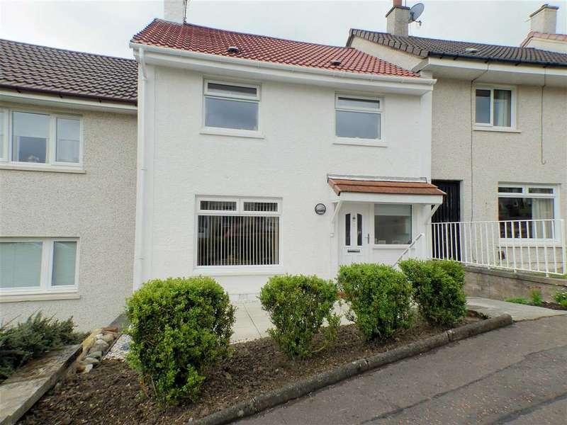 3 Bedrooms Terraced House for sale in Angus Avenue, Calderwood, EAST KILBRIDE