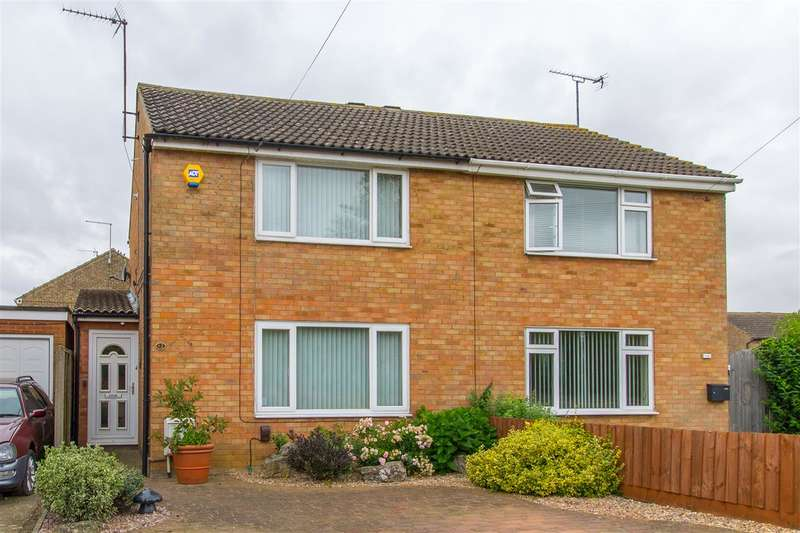 2 Bedrooms Semi Detached House for sale in Park Road, Burton Latimer