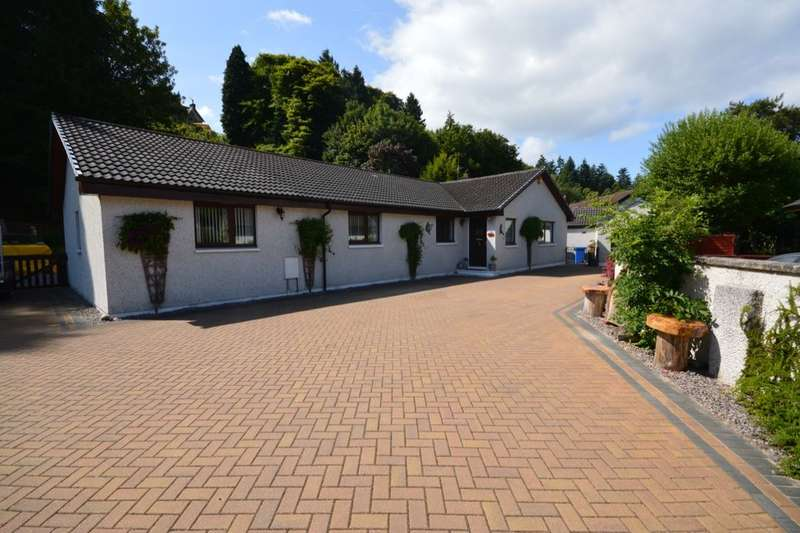 5 Bedrooms Detached Bungalow for sale in Drummond Crescent, INVERNESS, IV2