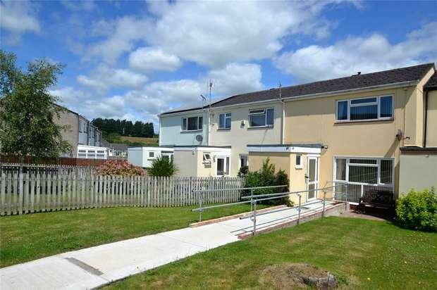 2 Bedrooms Terraced House for sale in BARNSTAPLE, Devon